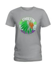 Native - Chiefin Ladies T-Shirt thumbnail