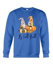 Coffee - Its Fall Yall Crewneck Sweatshirt thumbnail