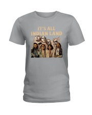 Native- It Is All Indian Land Ladies T-Shirt thumbnail