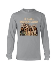 Native- It Is All Indian Land Long Sleeve Tee thumbnail