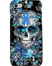 Diabetes - Day Of The Dead Phone Case i-phone-8-case