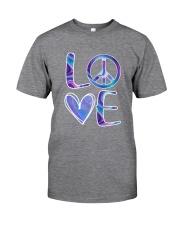 Hippie-Love Hippie Hologram Classic T-Shirt tile
