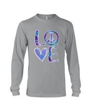 Hippie-Love Hippie Hologram Long Sleeve Tee thumbnail