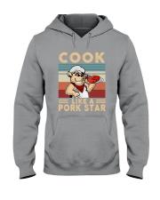 Cook Like A Pork Star Hooded Sweatshirt thumbnail