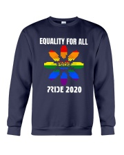 LGBT Equality for All Pride 2020 Crewneck Sweatshirt thumbnail