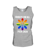 LGBT Equality for All Pride 2020 Unisex Tank thumbnail