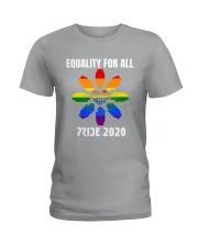 LGBT Equality for All Pride 2020 Ladies T-Shirt thumbnail