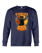 Cat - Vampurr Crewneck Sweatshirt thumbnail