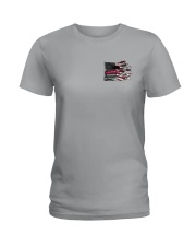 BC - Birds Of A Feather 2 Sides Ladies T-Shirt thumbnail