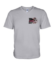 BC - Birds Of A Feather 2 Sides V-Neck T-Shirt thumbnail