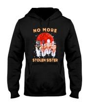 Native - No More Stolen Sister Hooded Sweatshirt tile