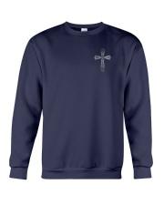 Jesus - Im Not That Perfect Christian 2 sides Crewneck Sweatshirt thumbnail
