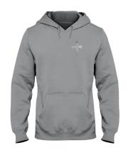 Jesus - Im Not That Perfect Christian 2 sides Hooded Sweatshirt thumbnail