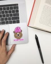Sticker- BC - Mama Bear Sticker - Single (Vertical) aos-sticker-single-vertical-lifestyle-front-12