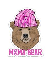 Sticker- BC - Mama Bear Sticker - Single (Vertical) front