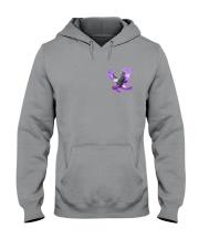 Fibromyalgia Be Stronger 2 Sides Hooded Sweatshirt thumbnail