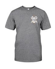 Skull - Im A Mechanic 2 Sides Classic T-Shirt tile