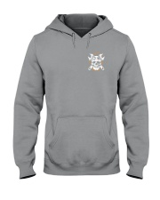 Skull - Im A Mechanic 2 Sides Hooded Sweatshirt thumbnail