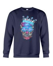 Colorful Skull Crewneck Sweatshirt thumbnail