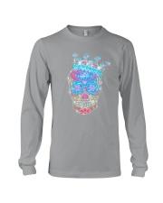 Colorful Skull Long Sleeve Tee thumbnail