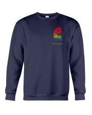 Skelton Love Is Love 2 Sides Crewneck Sweatshirt tile