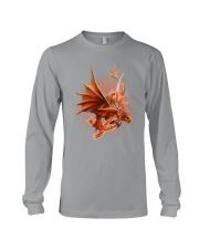 Multiple Sclerosis-Strong Like A Dragon Long Sleeve Tee thumbnail