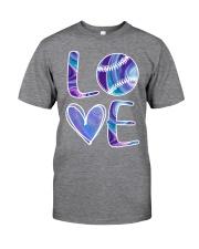 Softball Love Classic T-Shirt tile