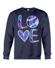 Softball Love Crewneck Sweatshirt thumbnail
