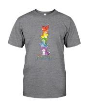 LGBT Cat Happy Purride Classic T-Shirt tile