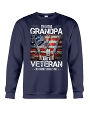 Im A Dad Grandpa Crewneck Sweatshirt thumbnail
