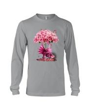 Breast Cancer Dragon Long Sleeve Tee thumbnail