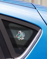 Turtle And Into The Ocean St Sticker - Single (Vertical) aos-sticker-single-vertical-lifestyle-front-33