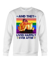 LGBT - And They Lived Happily Ever After  Crewneck Sweatshirt tile