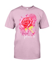 BC - Hope For A Cure Classic T-Shirt tile
