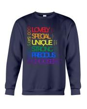 LGBT - God Says You Are Crewneck Sweatshirt tile