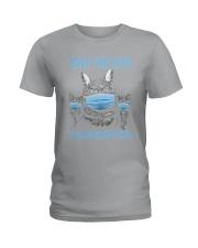 Cat - Save The Cat Ladies T-Shirt tile
