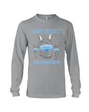 Cat - Save The Cat Long Sleeve Tee tile