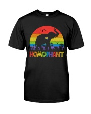 LGBT - Homophant Classic T-Shirt front