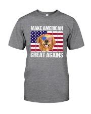 Dog - Make America Great Again Classic T-Shirt tile