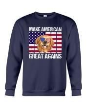 Dog - Make America Great Again Crewneck Sweatshirt thumbnail