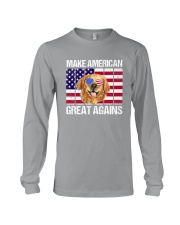 Dog - Make America Great Again Long Sleeve Tee thumbnail