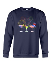 Margarita Independence Day Crewneck Sweatshirt thumbnail