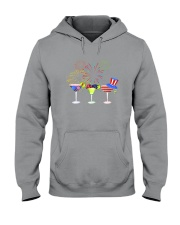 Margarita Independence Day Hooded Sweatshirt thumbnail