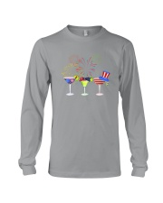 Margarita Independence Day Long Sleeve Tee thumbnail