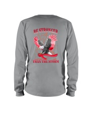 Multiple Myeloma Be Strong 2 Sides Long Sleeve Tee tile