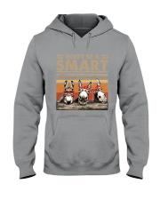 Donkey - Dont Be A Smart Hooded Sweatshirt tile