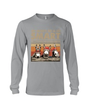 Donkey - Dont Be A Smart Long Sleeve Tee tile