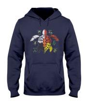Native American Turtle Hooded Sweatshirt thumbnail