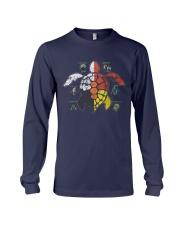 Native American Turtle Long Sleeve Tee thumbnail