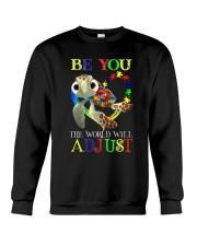 Autism - Be You Crewneck Sweatshirt tile